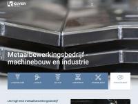 Kuyer.nl - Metaalbewerking bedrijf Kuyer Metaal Nijkerk