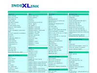 Indexlink: gratis uw website aanmelden