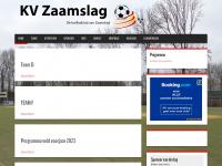 Kvzaamslag.nl - KV Zaamslag