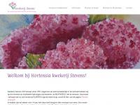 Kwekerij-stevens.nl - Home - Hortensia Kwekerij StevensHortensia Kwekerij Stevens