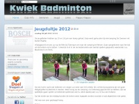 kwiekbadminton.nl