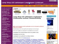 De domeinnaam lampshop.nl is te koop | Undeveloped
