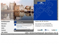 Lbc-services.nl - LBC International Services