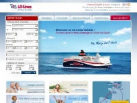 Ldlines.com - Ferry to France | Cheap Ferry France | Cross Channel Ferry | LD Lines