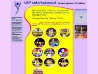 lef-entertainment.nl