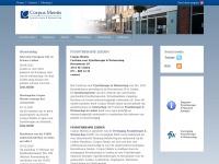 Centrum Fysiotherapie & Wetenschap Leiden | Corpus Mentis