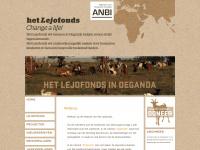Welkom   het Lejofonds: Geef kinderen in Oeganda een toekomst!