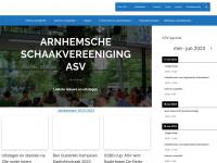 Asv-schaken.nl - ASV Arnhem Schaakvereniging