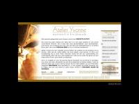 Atelier-yvonne.nl - Bruidsmode Atelier Yvonne: maatwerk in bruidsmode trouwjurk en gala kleding laten maken