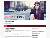 Leren-kleding.nl - Kleding blog | Just another WordPress site
