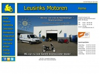 Home | Leusinks Motoren