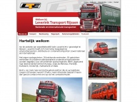 Leverink.nl - Home - Leverink Transport B.V.Leverink Transport B.V.