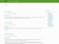 Jaap-André zijn (lig)fietsblog