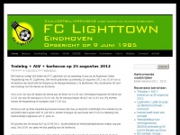 Lighttown.nl - Zaalvoetbalvereniging FC Lighttown