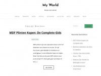 myworld.nl
