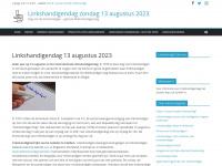 Linkshandigendag - dag van de linkshandigen 13 augustus 2017