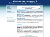 Windows Live Messenger 8, opvolger van MSN