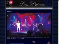 Louprince.nl -  Lou Prince || Music & Show Productions || Home