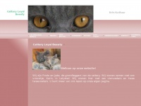 Loyalbeauty.nl - Cattery Loyal Beauty - Cattery Loyal Beauty