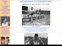 home page nederlandse atletiek historici