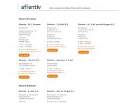 Attentiv – verzekeringen, banksparen, hypotheken, financieringen, leningen