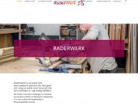 Website Raderwerk - Raderwerk