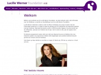 Lucille Werner Foundation -