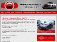 home-res | Van der Made Auto's in Made