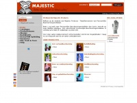 Majestic Products BV, Better and faster in total safety!