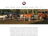 Stal Mansour, meer dan een manege - Stal Mansour