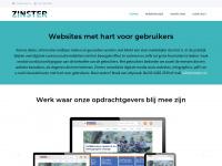 ZINSTER | Webdesign - Apps - E-mail marketing