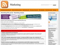 Marketing Nieuws - Marketing RSS portal