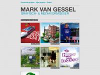 Portfolio Mark van Gessel - Grafisch- & Mediavormgever