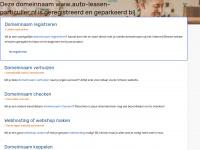 De domeinnaam auto-leasen-particulier.nl is te koop | Undeveloped