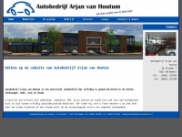 autobedrijfarjanvanhoutum.nl