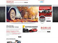 autobedrijfrorije.nl