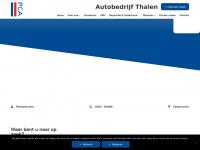 Home - Autobedrijf Thalen - PCA Dealer