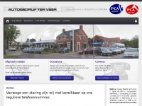 Home - Autobedrijf Ter Veer - PCA Dealer