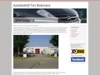 autobedrijftonbokmans.nl