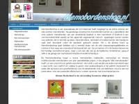 Memobordenshop.nl - Memoborden, magneetbord, memoboard, memobord, magneetborden, rvs memoborden, memobord, rvs memobord, sleutelbord, sleutelborden  - Memoborden, magneetbord, memoboard, memobord, magneetborden, rvs memoborden, memobord, rvs memobord ..