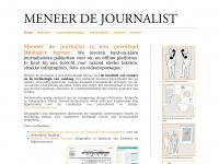 meneerdejournalist.nl
