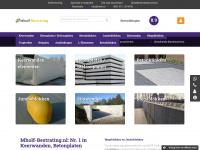 Mholf-Bestrating.nl: Nr. 1 in Keerwanden, Betonplaten