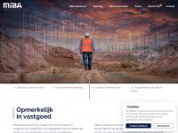 MIBA | Advies bij nieuwbouw, verbouw, of vastgoedontwikkeling