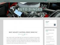 Autodinges.nl - Auto dinges -