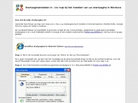 Startpagina instellen in Internet Explorer - Firefox - Google Chrome - Opera - Safari
