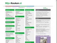 Keukens, stoomovens, keukenshowrooms, greeplozekeukens, goedkope keukens, Hoogglans keuken - Mijn-Keuken.nl