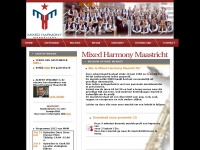 Mixed Harmony Maastricht, orkest-band uit Maastricht - Home