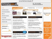 Motorplusplan.nl - Home Motorplusplan