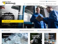 André Snel Autoschade heeft meer dan 35 jaar ervaring in het afhandelen van autoschade