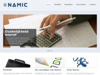 Namic.nl - Namic Webdesign